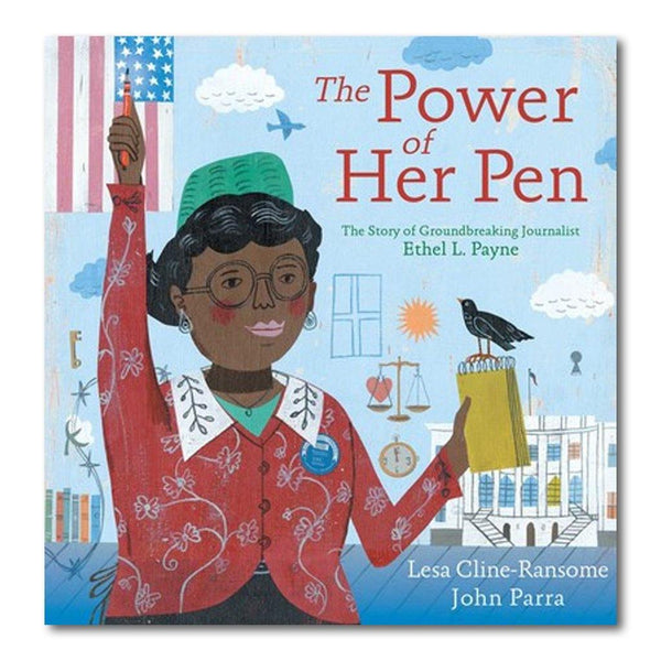 Power of her Pen - Library of Congress Shop