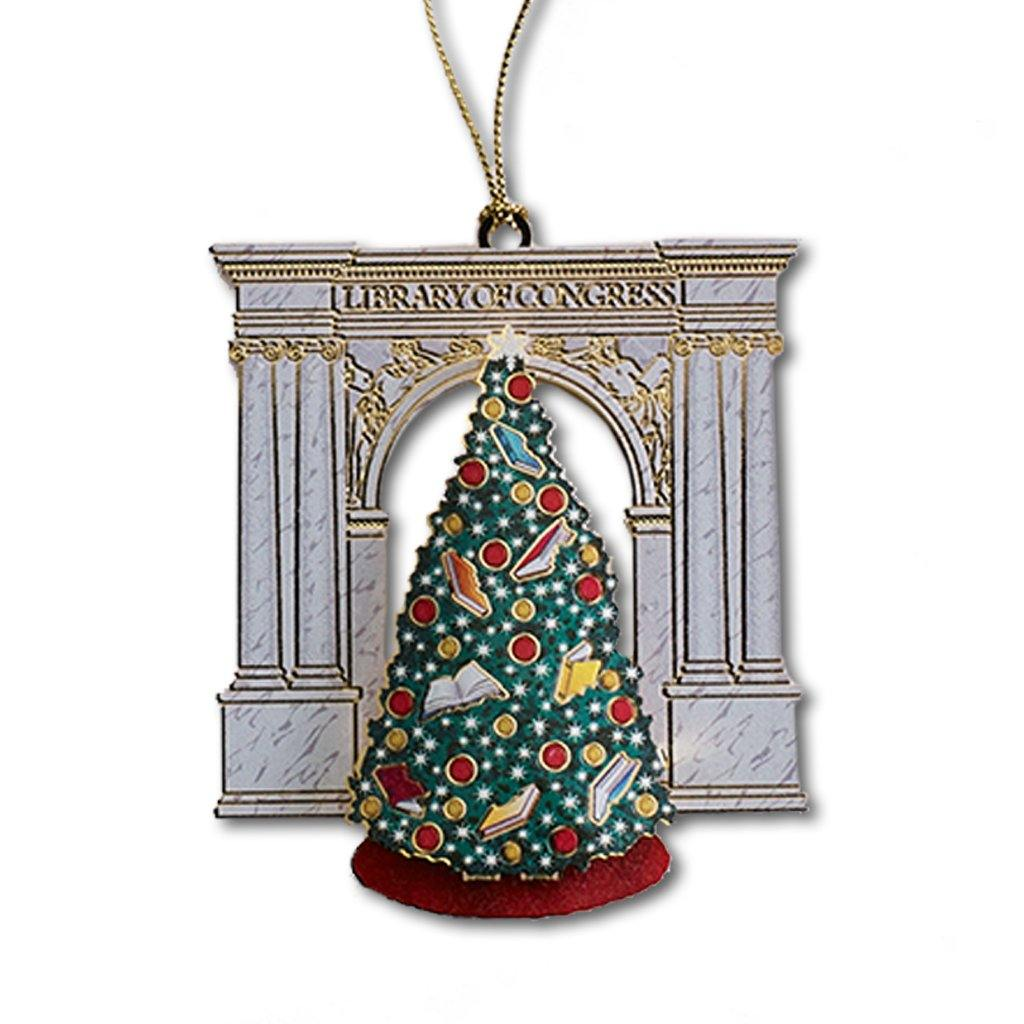 2020 Library Tree Ornament