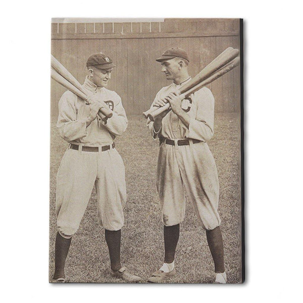 Baseball Legends Cobb and Jackson Journal - Library of Congress Shop