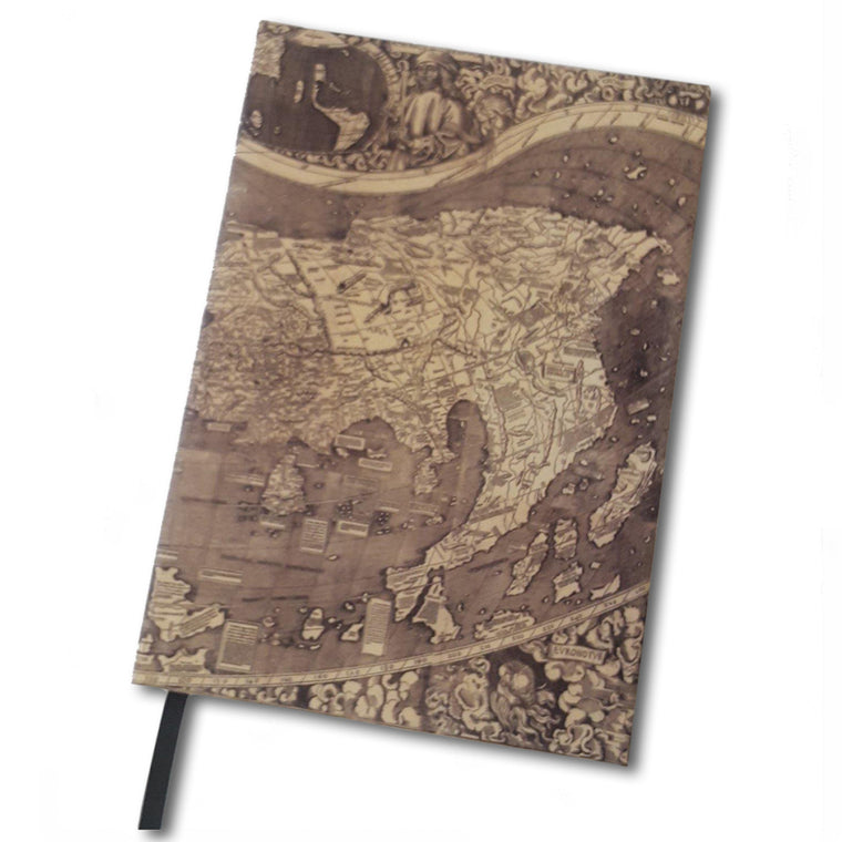 Waldseemuller Map Journal