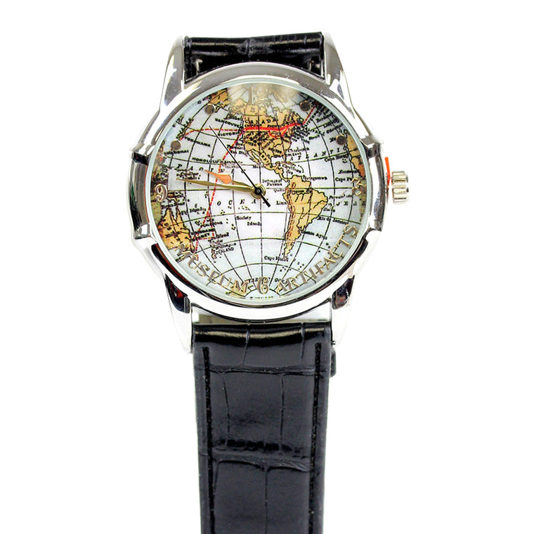 World Globe Watch