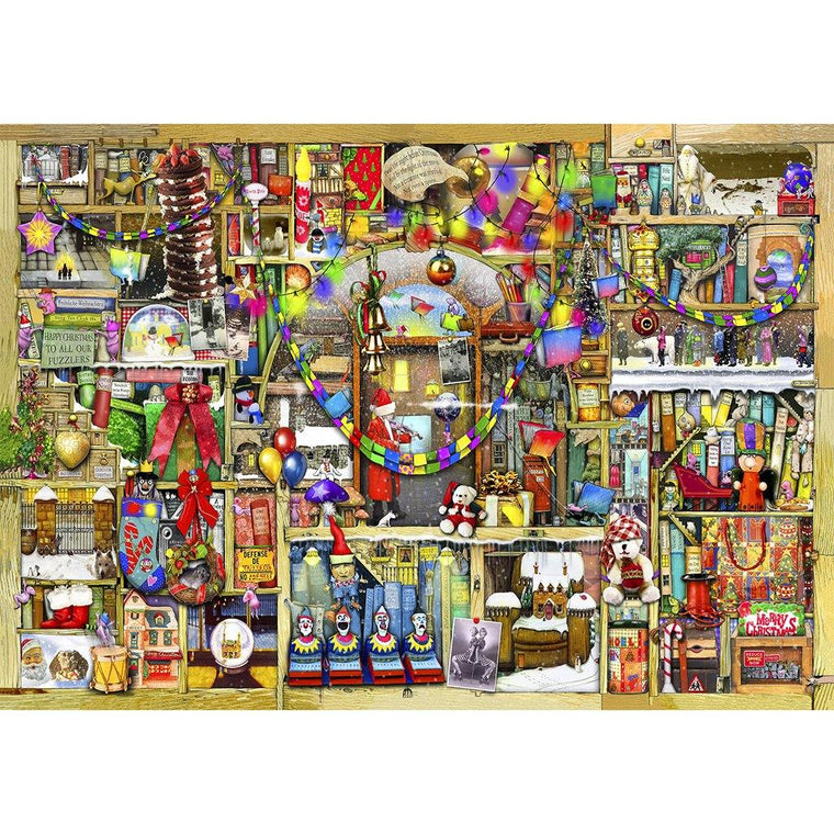 Christmas Stories Puzzle