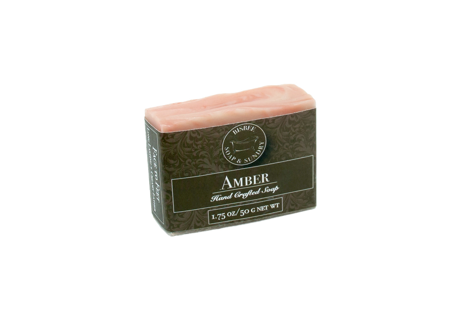 Amber Handmade Mini Soap