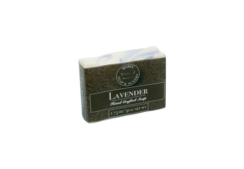 Lavender Handmade Mini Soap