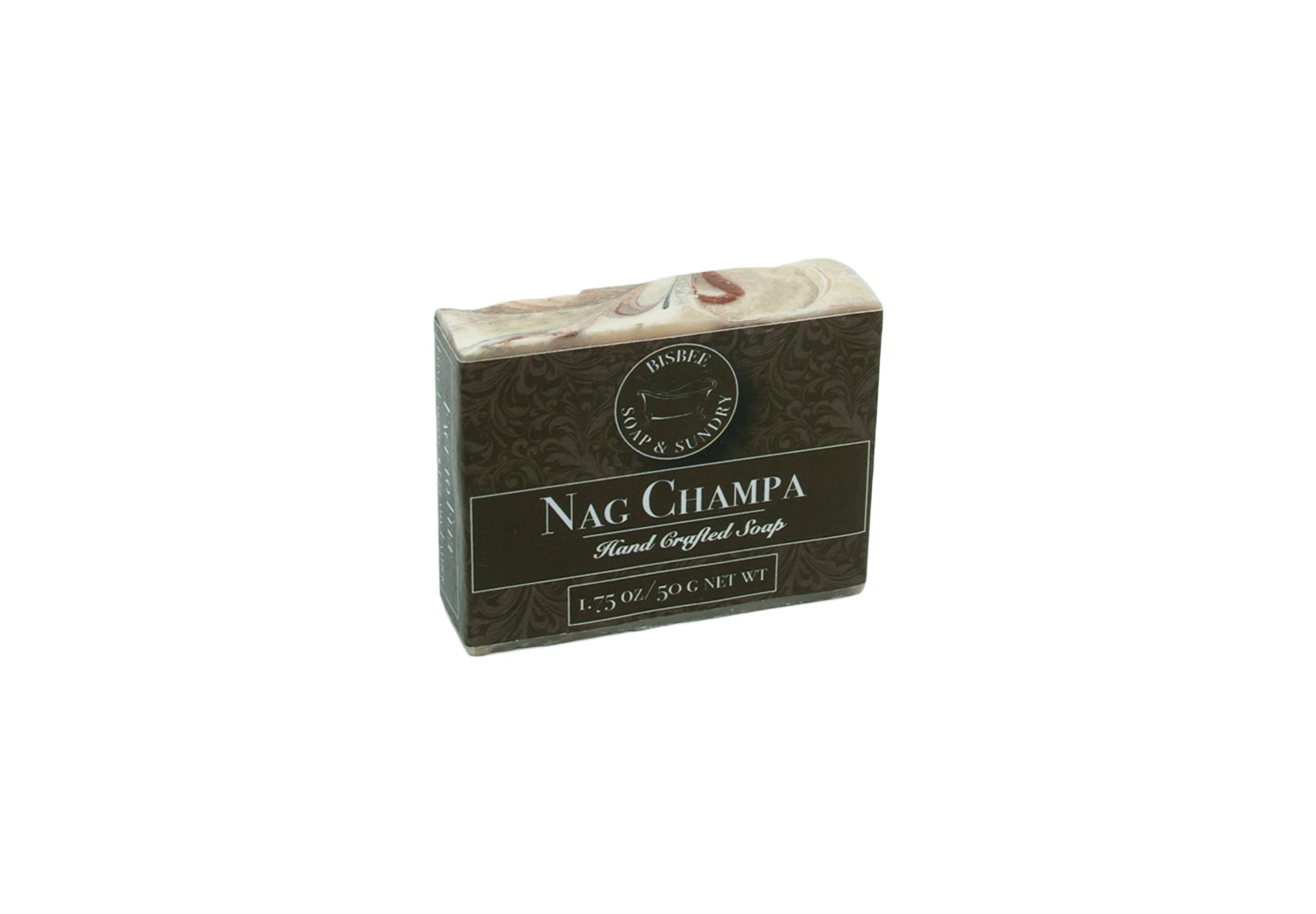 Nag Champa Handmade Mini Soap