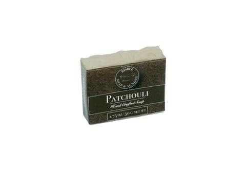 Patchouli Handmade Mini Soap