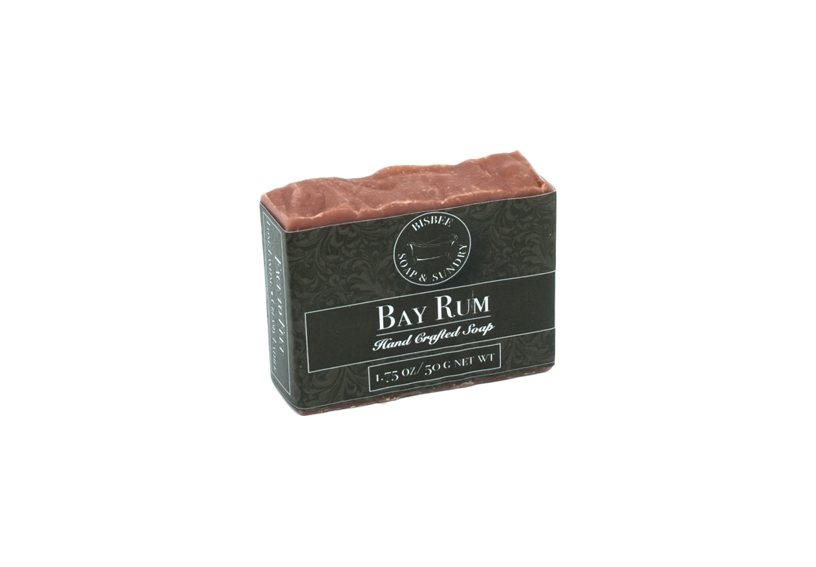 Bay Rum Handmade Mini Soap