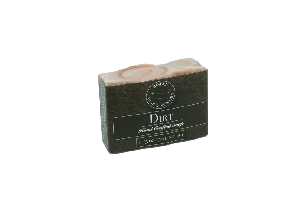 Dirt Handmade Mini Soap