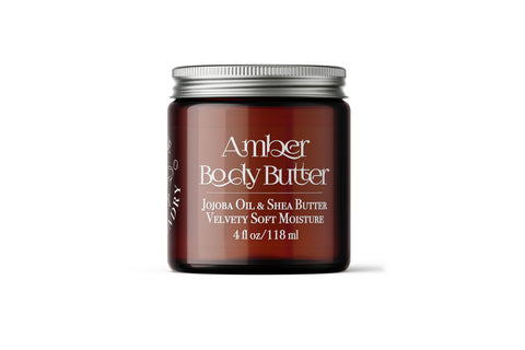 Amber Body Butter - 4 oz.