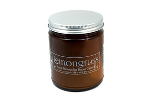Lemongrass Candle - 7.5 oz Jar