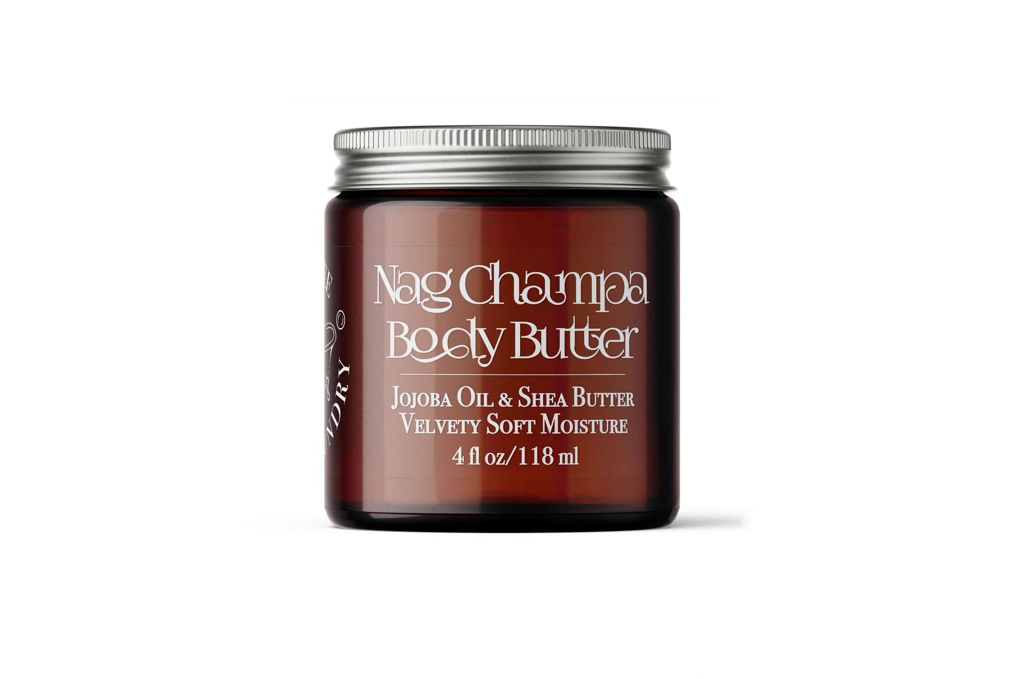 Nag Champa Body Butter - 4 oz.