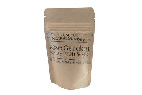Rose Garden Bath Soak - 2.5 oz