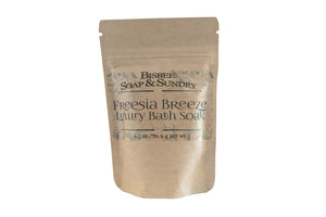 Freesia Breeze Bath Soak - 2.5 oz