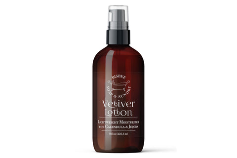 Vetiver Lotion - 8 fl. oz.