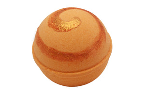 Saffron Ginger Bath Bomb - 4.5 oz