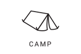 Camp Tent Icon