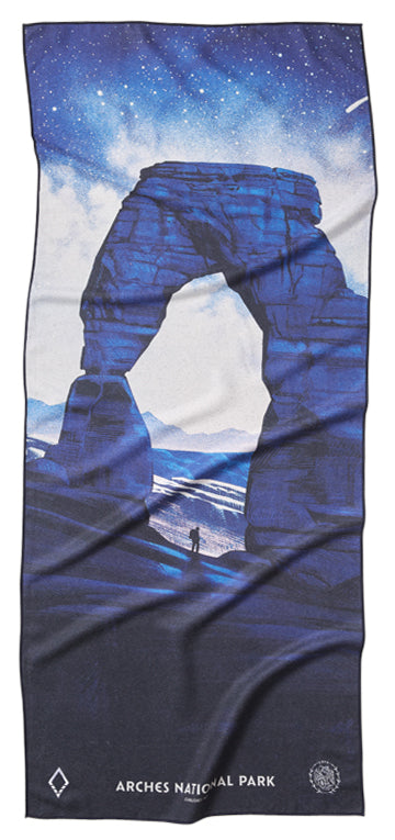 59 Parks: Arches Towel