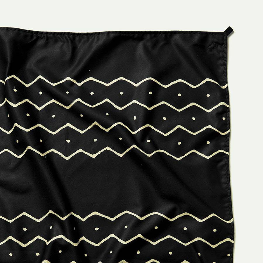 Mud Cloth Festival Blanket