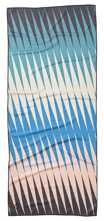 Heat Wave Winter Splash Towel