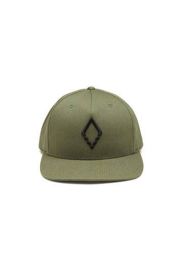Logo Hat Green