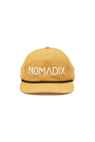 Logo Hat Yellow