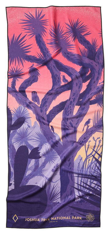 59 Parks: Joshua Tree Towel