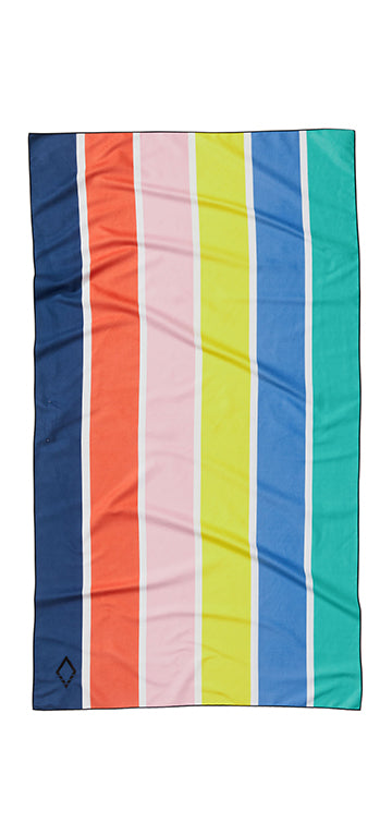 Stripes Multi Ultralight Towel