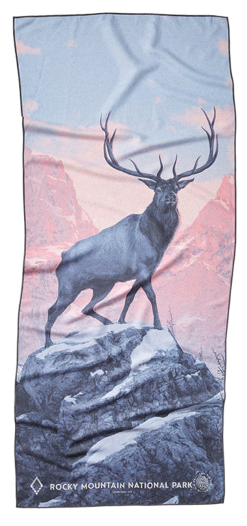 59 Parks Collection Rocky Mountain Towel