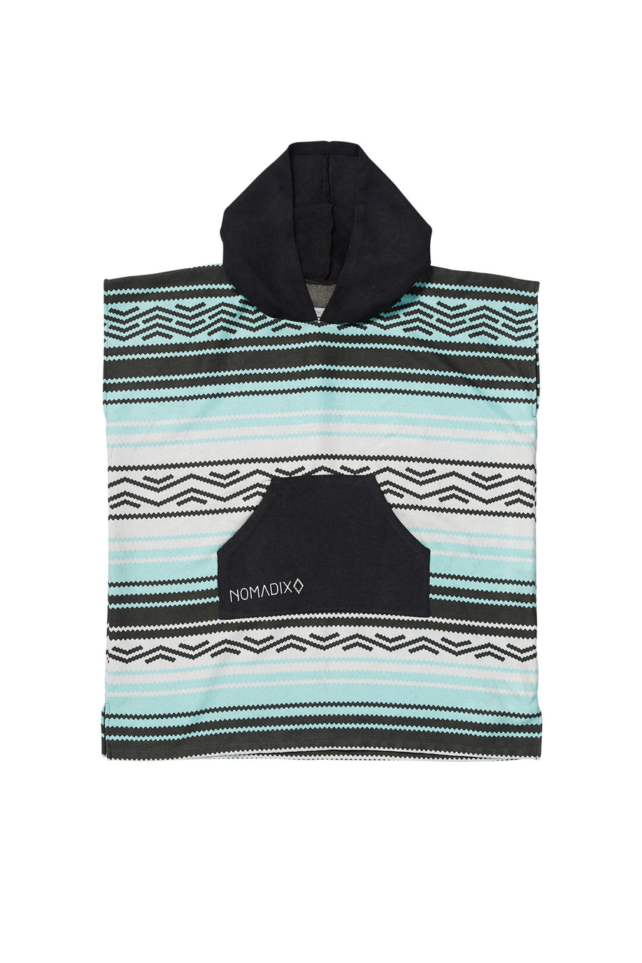 Baja Aqua Changing Poncho Kids