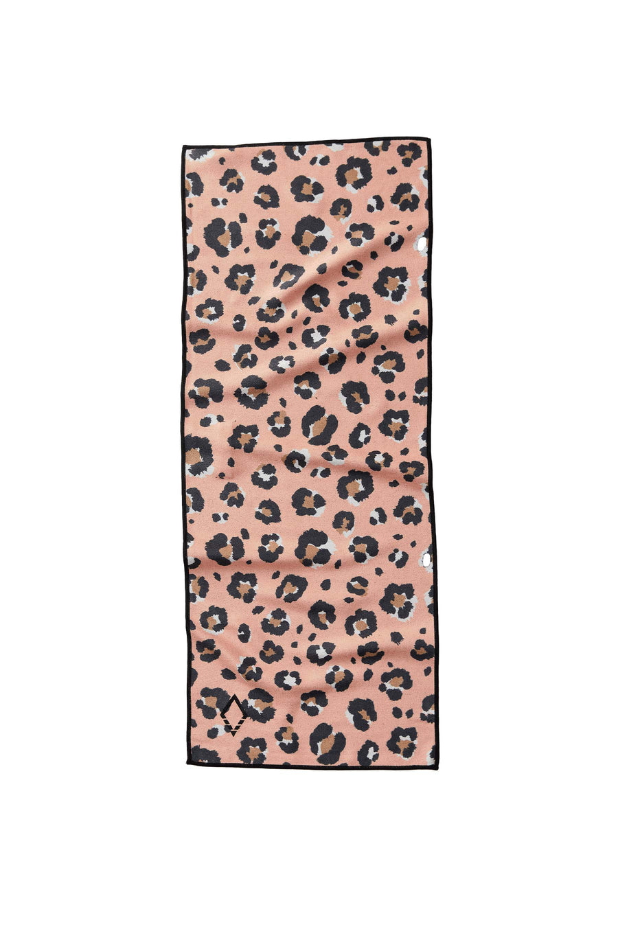 Leopard Pink Do Anything Towel