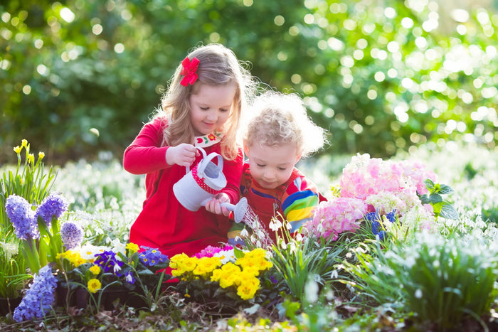10 Plants that are Perfect for Gardening with Preschoolers