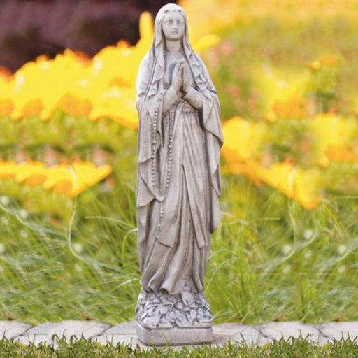 "17"" Our Lady of Lourdes #303599"