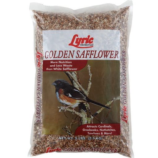 Lyric Golden Safflower Bird Seed