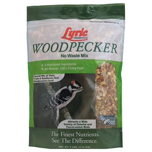 Lyric Woodpecker No Waste Mix