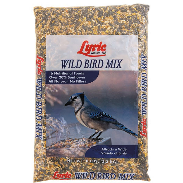 Lyric Wild Bird Mix