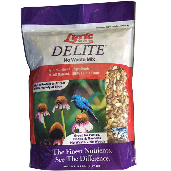Lyric Delite No Waste Bird Seed