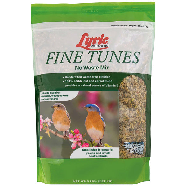 Lyric Fine Tunes No Waste Bird Mix