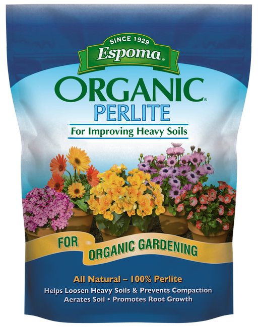Espoma Organic Perlite For Improving Heavy Soils