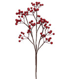 Holiday Lifelike Berry Stems