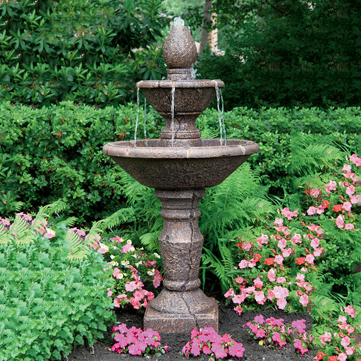 "56"" Two Tier Cortona Fountain"