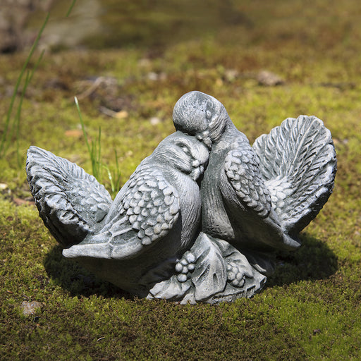 Dove Small Pair Garden Statue