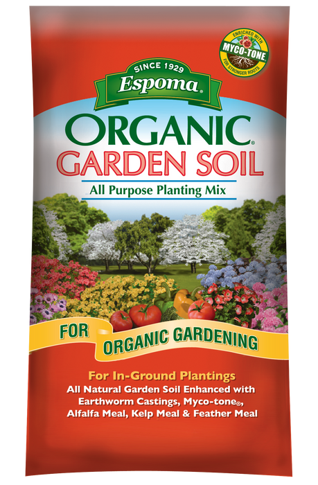Espoma Organic All Purpose Garden Soil & Planting Mix