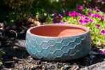 Handthrown Hex Bowls