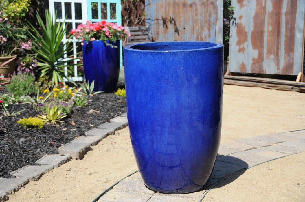 Tall Milano Cone Planter #21000