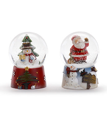 Holiday Snowglobes