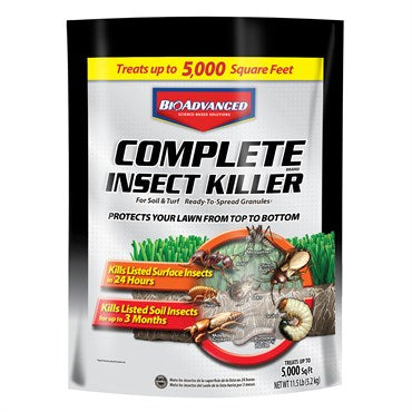 Bayer Lawn Insect Control