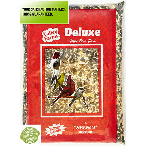 Valley Farms Deluxe Blend Bird Seed