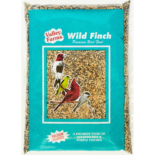 Valley Farms Finch Mix Wild Bird Food