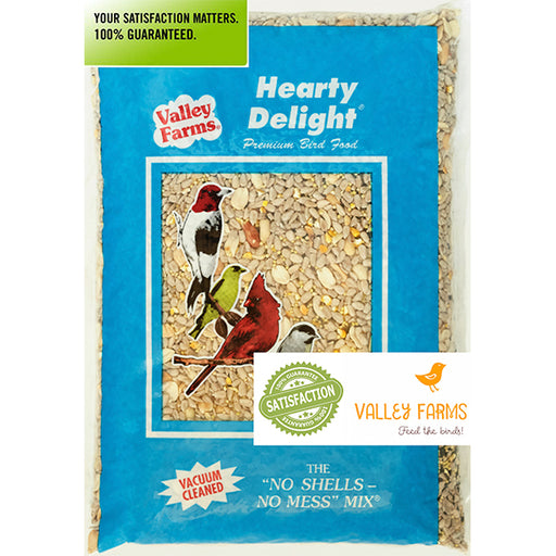 Valley Farms Hearty Delight Birdseed Blend