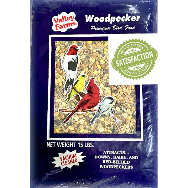 Valley Farms Woodpecker Mix